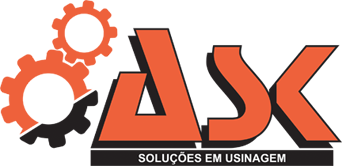 Logotipo ASK Usinagem